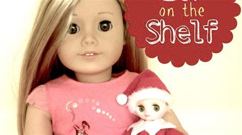 American On The Shelf by Diy American Doll On The Shelf