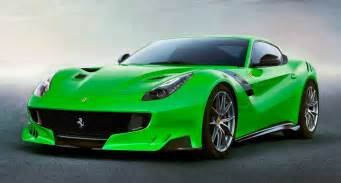 Where Are Ferraris From 2016 F12tdf