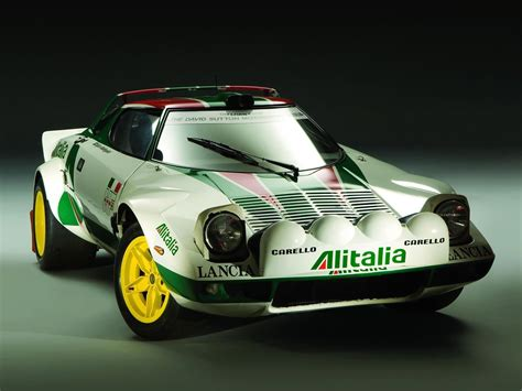 Lancia Alitalia Lancia Stratos Wallpapers Wallpaper Cave
