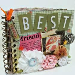 Friends Photo Album Best Friend A Z Friendship Scrapbook Photo Album