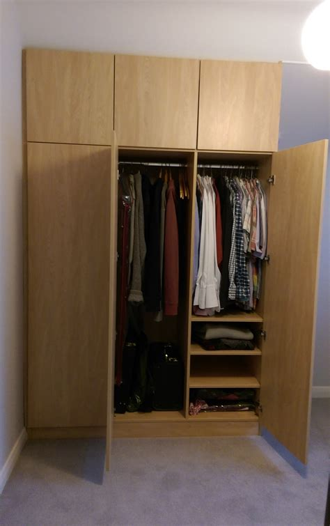 Walk In Wardrobe Fittings Diy by Diy Wardrobes Information Centre Wardrobe Design