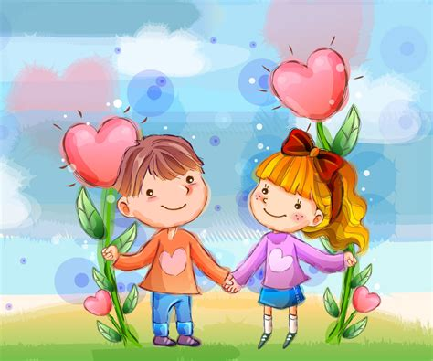 wallpaper of couple cartoon lovely cartoon couple android wallpapers 960x800 hd