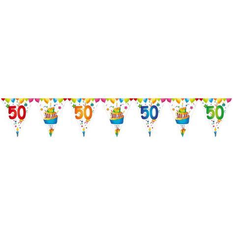 Decoration Anniversaire 50 Ans by Guirlande Anniversaire 50 Ans D 233 Coration Tralala Fetes Fr