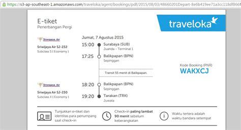Pesan Tiket Pesawat Sriwijaya Via Traveloka dengan Kartu