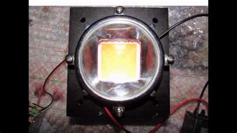 diy led video light diy led grow light youtube
