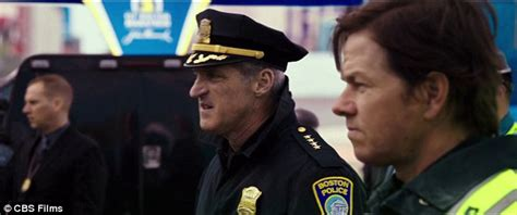 police for polytics movie stars for survivor project mark wahlberg works security for boston marathon bombing