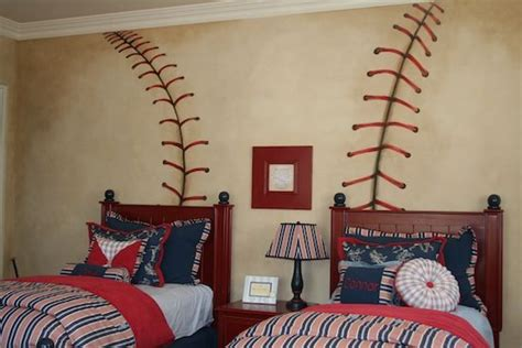 Baseball Themed Bedrooms | baseball themed bedroom ideas kids bedroom ideas pinterest