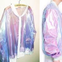Bj 0054 Organza Blouse Skirt harajuku organza hologram transparent coat sunscreen