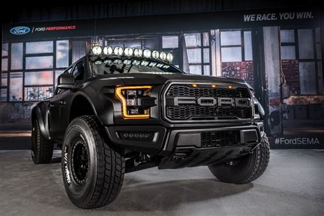 what time does the monster truck show end the top 5 ford vehicles at sema 2016 ford authority