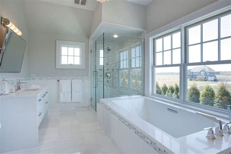 Designer Bathroom Vanities Cabinets Traditional Master Bathroom In Water Mill Ny Zillow Digs