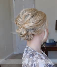 low updos techniques and tutorials chic