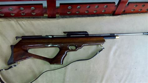Dudukan Senter Senapan Angin senapan model bullpup