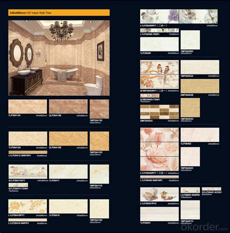 Buy Ceramic Tile Wall Tile From China Foshan Price,Size,Weight,Model,Width  Okorder.com