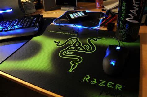 Mousepad Razer Mantis Speed razer mantis speed mat me no techie