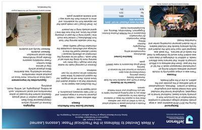 department of rehabilitation medicine posters | department