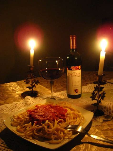 ideas cena romantica en casa san valentin fotos de regalos low cost foto ella hoy