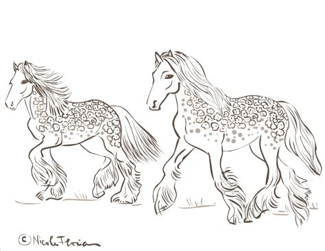 coloring pages of horses for adults coloring pages to print