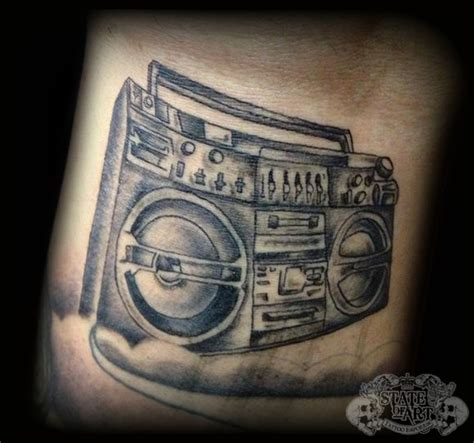 boombox by state of on deviantart