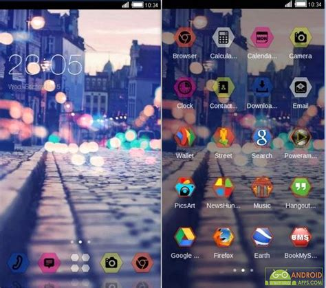 android themes view 10 best free android themes of 2016 appinformers com