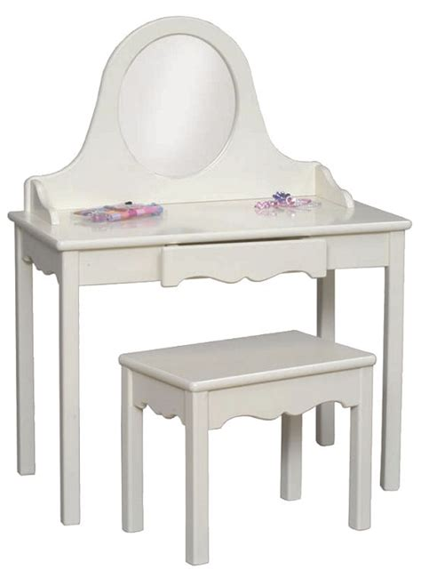 Vanity Children by Childs Vanity And Bench Set Blueberry Forest