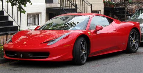 File:Ferrari 458 Italia    05 18 2011   Wikimedia Commons