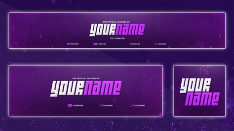Banner Template Psd by Cool Banner Template Banner Header