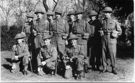 home guard uniforms and equipment