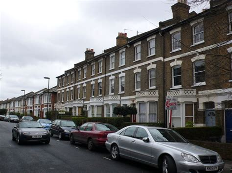 Victorian Terraced Houses North London 169 Nigel Mykura Geograph Britain And Ireland