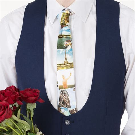personalized ties with photos custom neckties designed