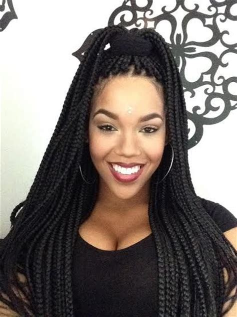 Names Of African Hairstyles | 65 box braids hairstyles for black women