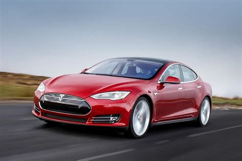 Tesla Model S From To Ludicrous Tesla Model S Will Now Do
