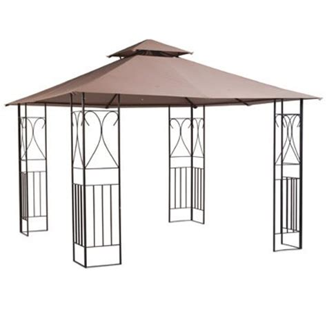 best sunjoy industries l gz812pst b cross aim gazebo with