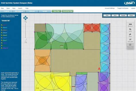 Landscape Irrigation Design Software Installing Irrigation Systems Home Expert