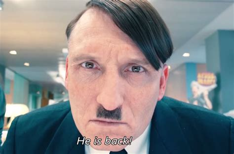 hitler biography netflix watch hitler comedy look who s back coming to netflix