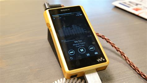 Sony Has New Lipstick Walkman For The Masses by Sony S New Signature Series Walkman Is 7300 Of Hi Res