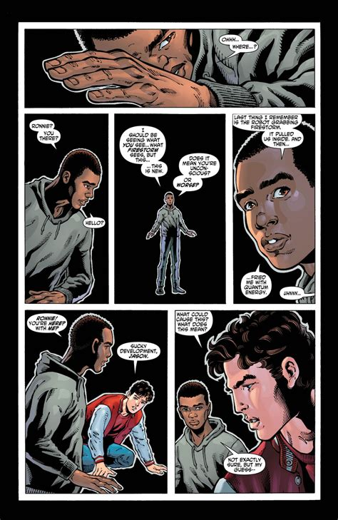 Firestorm A Novel preview comics for 01 02 2013 page 2 tfw2005