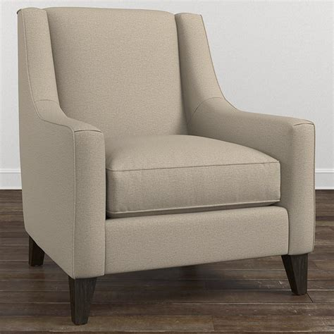 Modern Accent Chair Modern Accent Chair With Sloped Arms