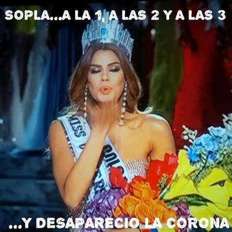 Imagenes De Memes De Miss Universo | los memes de miss universo