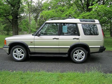 how petrol cars work 2002 land rover discovery series ii spare parts catalogs find used 2002 land rover discovery series ii se sport utility 4 door 4 0l no reserve in new