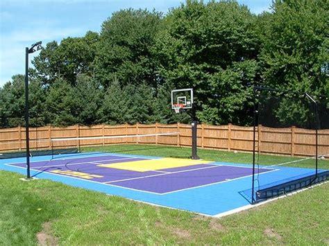 Top 10 Game Court Building Tips Sport Court St Louis Backyard Sports Basketball