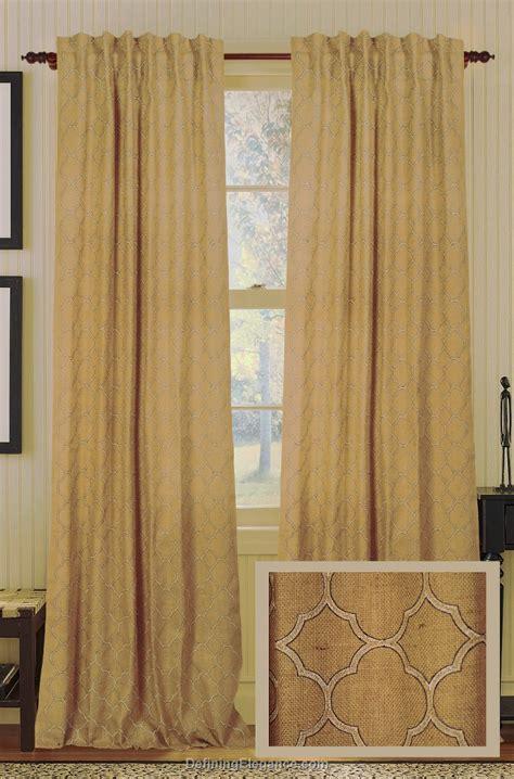 jute drapes muriel kay intricate jute drapery panel