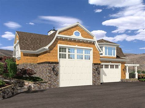 rv garage house plans rv garage plans rv garage plan with second floor apartment design 035g 0014 at www