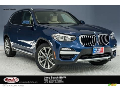 bmw blue colors 2018 phytonic blue metallic bmw x3 xdrive30i 124603918