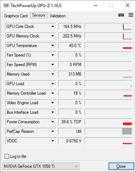 msi geforce gtx 1050 ti gaming 4gb review | geeks3d