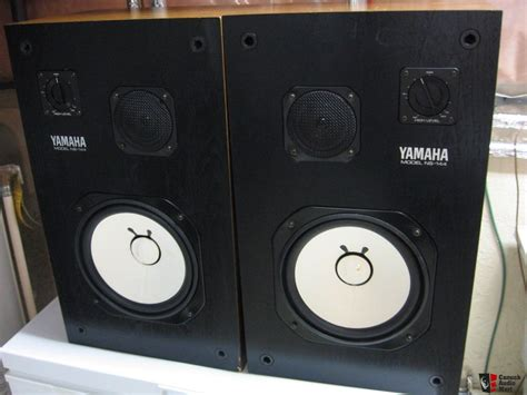 Monitor Ns yamaha ns 144 speaker monitors photo 277139 canuck audio mart