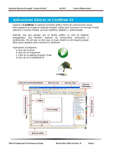 corel draw x7 aulaclic corel draw funciones corel draw funciones coreldraw12