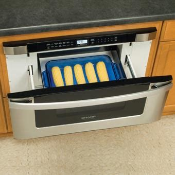 sharp microwave drawers kitchen design notes