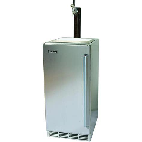 Custom Kegerator Cabinet by Perlick 3 2 Cu Ft Right Hinge Kegerator Integrated