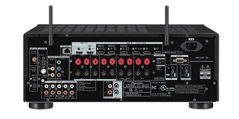 vsx lx  channel networked av receiver  built