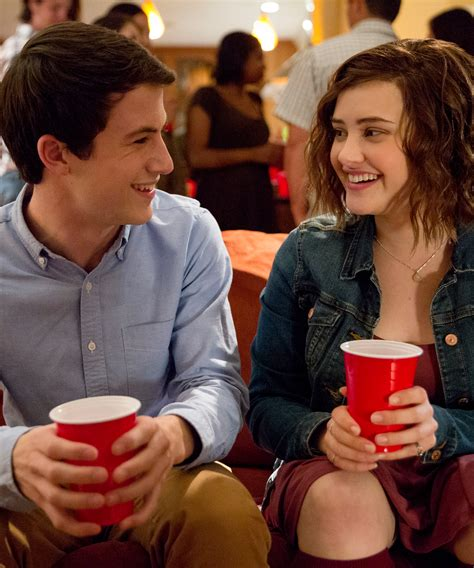 13 real reasons why a guy will not can not or does not dylan minnette katherine langford 13 reasons why actors